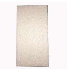Hvid filtplade