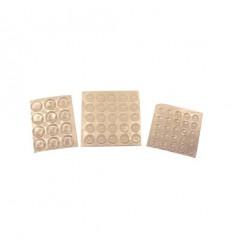 Plastlinser, Ø 7 mm